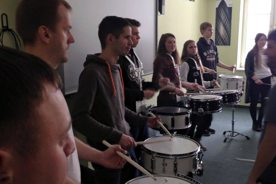 Drumline Workshop