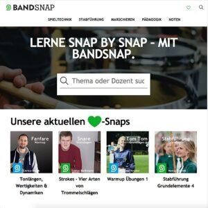 BANDSNAP-FANFARENZUG-ACADEMY-COVER